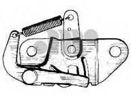Inchizator capota motor MIRAGLIO 37/118