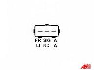 Generator/alternator AS-PL A6018