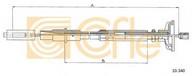 Cablu ambreiaj COFLE 10.340