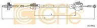 Cablu ambreiaj COFLE 10.3601