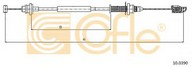 Cablu acceleratie COFLE 10.0390