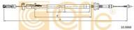 Cablu acceleratie COFLE 10.0868