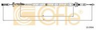 Cablu acceleratie COFLE 10.0904