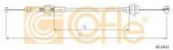 Cablu acceleratie COFLE 10.1412