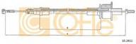 Cablu ambreiaj COFLE 10.2411