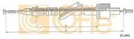 Cablu ambreiaj COFLE 10.2441