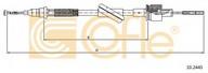 Cablu ambreiaj COFLE 10.2445