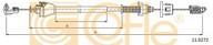 Cablu acceleratie COFLE 11.0272