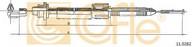 Cablu acceleratie COFLE 11.0282
