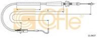 Cablu acceleratie COFLE 11.0637