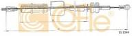 Cablu acceleratie COFLE 11.1244