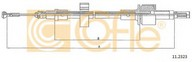 Cablu ambreiaj COFLE 11.2323