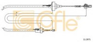Cablu ambreiaj COFLE 11.2871