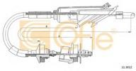 Cablu ambreiaj COFLE 11.3012