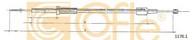 Cablu, capota motor COFLE 1176.1