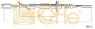 Cablu ambreiaj COFLE 1402.2