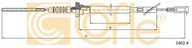 Cablu ambreiaj COFLE 1402.4