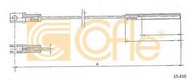 Cablu ambreiaj COFLE 15.410