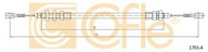 Cablu acceleratie COFLE 1703.4