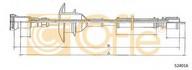 Arbore tahometru COFLE S24016