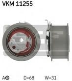 Rola intinzator, curea distributie SKF VKM 11255
