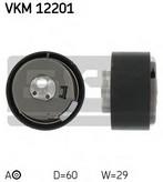 Rola intinzator, curea distributie SKF VKM 12201