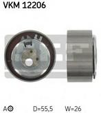 Rola intinzator, curea distributie SKF VKM 12206