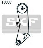 Set curea de distributie SKF VKMA 02200