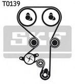 Set curea de distributie SKF VKMA 05156