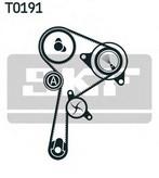 Set pompa apa+curea dintata SKF VKMC 06134-2