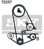 Set curea de distributie SKF VKMA 93011