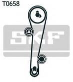 Set curea de distributie SKF VKMA 95656