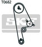 Set curea de distributie SKF VKMA 93500