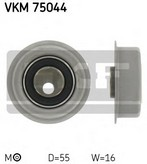 Rola intinzator, curea distributie SKF VKM 75044