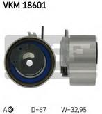 Rola intinzator, curea distributie SKF VKM 18601