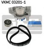 Set pompa apa+curea dintata SKF VKMC 03201-1