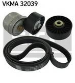Set curea transmisie cu caneluri SKF VKMA 32039