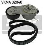 Set curea transmisie cu caneluri SKF VKMA 32040