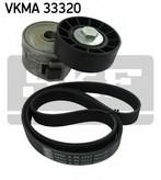 Set curea transmisie cu caneluri SKF VKMA 33320