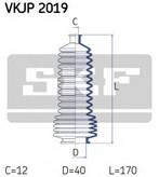 Burduf bieleta directie RENAULT Symbol  (LB0/1/2_) 1.6 16V (79KW / 107CP)SKF VKJP 2019