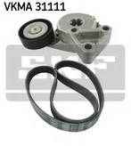 Set curea transmisie cu caneluri SKF VKMA 31111