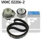 Set pompa apa+curea dintata SKF VKMC 02206-2
