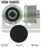 Sistem roata libera, generator SKF VKM 06800
