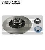Disc frana SKF VKBD 1012