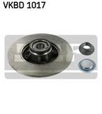 Disc frana SKF VKBD 1017