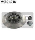 Disc frana SKF VKBD 1018