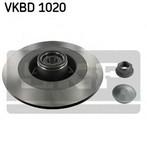 Disc frana SKF VKBD 1020
