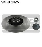Disc frana SKF VKBD 1026