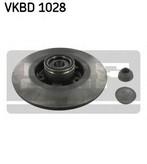 Disc frana SKF VKBD 1028