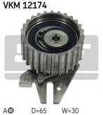 Rola intinzator, curea distributie SKF VKM 12174